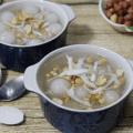Chè bột lọc đậu phộng dừa béo ngọt