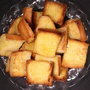 Bánh Mì Nướng Bơ Đường