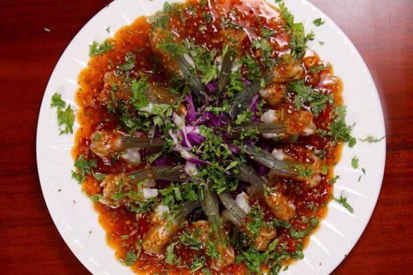 Cách làm tôm sốt Thái ngon tê tái, chỉ muốn ăn hoài – BepXua