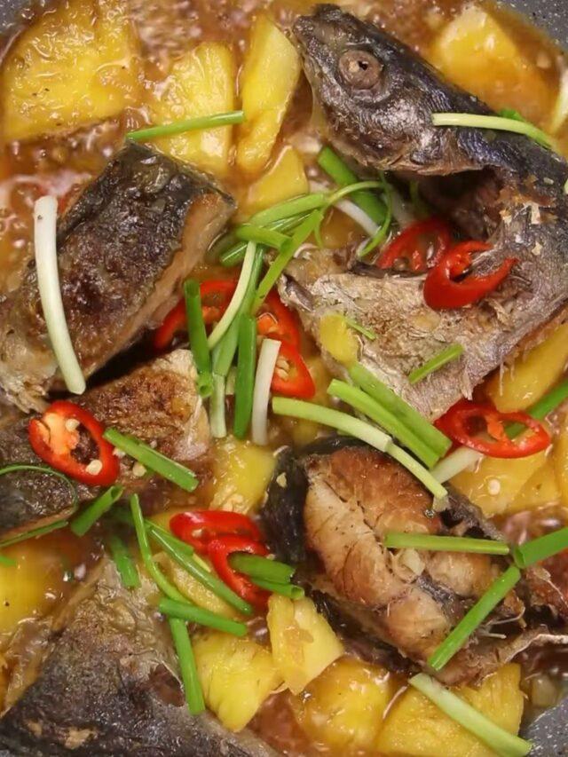 Cách làm cá cơm kho thơm đậm đà cho bữa cơm gia đình